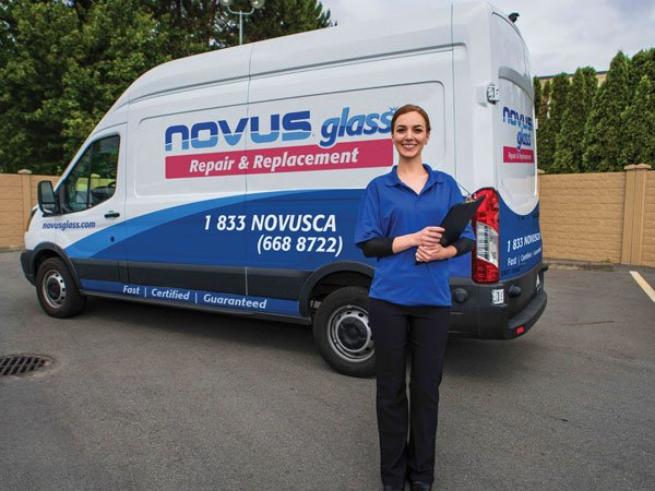 NOVUS Glass ranks high on global franchise list.