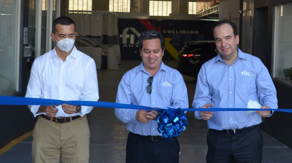 Fix Auto Veracruz and Fix Auto Toluca are the first of many locations that Fix Network has planned to support Mexico's aftermarket industry.